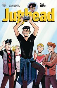 [Jughead #12 (Cover A Reg Derek Charm) (Product Image)]