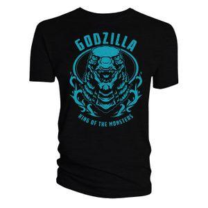 [Godzilla Vs Kong: T-Shirt: Godzilla King Of The Monsters (Product Image)]