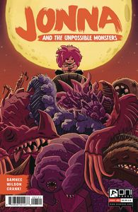 [Jonna & The Unpossible Monsters #1 (Cover B Maihack) (Product Image)]