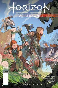 [Horizon Zero Dawn: Liberation #1 (Cover D Maulina) (Product Image)]