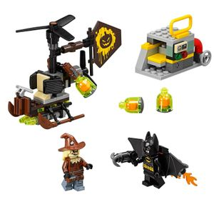 [LEGO: The Batman Movie: Scarecrow Fearful Face Off (Product Image)]