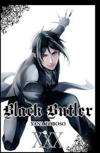 [Black Butler: Volume 30 (Product Image)]