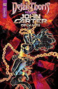 [Dejah Thoris Vs John Carter Of Mars #2 (Cover N Premium Fiumara Variant) (Product Image)]