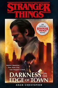 [Stranger Things: Darkness On The Edge Of Town (Hardcover) (Product Image)]