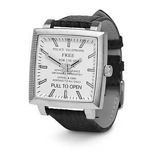 [Doctor Who: Adult Watch: TARDIS (Product Image)]