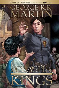 [George R.R. Martin's A Clash Of Kings #8 (Cover A Miller) (Product Image)]