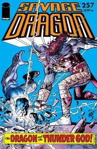 [Savage Dragon #257 (Cover A Larsen) (Product Image)]