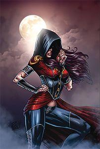 [Van Helsing Vs Draculas Daughter #2 (Cover C Rei) (Product Image)]