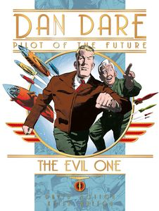 [Dan Dare: The Evil One (Hardcover) (Product Image)]