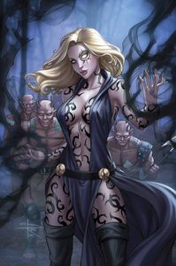 [Grimm Fairy Tales: Robyn Hood #18 (A Cover Rich) (Product Image)]