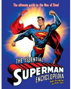 [The Essential Superman Encyclopedia (Product Image)]