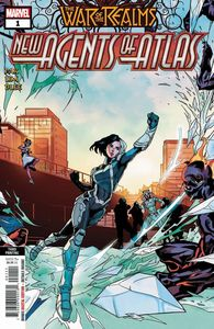 [War Of The Realms: New Agents Of Atlas #1 (3rd Printing Variant) (Product Image)]