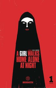 [A Girl Walks Home Alone At Night #1 (2nd Printing) (Product Image)]