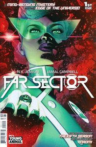 [Far Sector #1 (2nd Printing) (Product Image)]