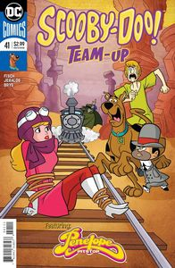 [Scooby Doo: Team Up #41 (Product Image)]