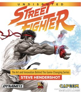 [Undisputed Street Fighter (Hardcover) (Product Image)]