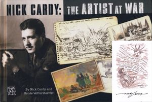 [Nick Cardy: The Artist At War (Signed Bookplate Edition Hardcover) (Product Image)]