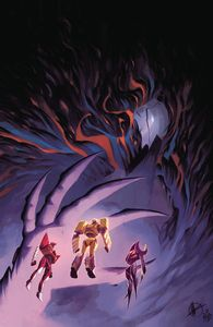 [Power Rangers #8 (Cover D Scalera Virgin Variant) (Product Image)]