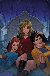 [Buffy The Vampire Slayer #25 (Cover H Unlockable Quinones Varaint) (Product Image)]