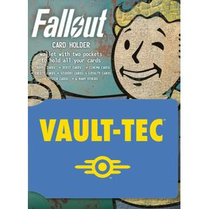 [Fallout 4: Card Holder: Vault 111 (Product Image)]