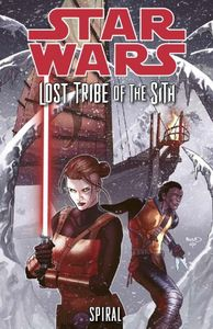 [Star Wars: Lost Tribe Of The Sith (Titan Edition) (Product Image)]