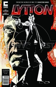 [Lytton #3 (Cover B Hanley) (Product Image)]