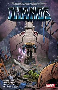 [Thanos (Hardcover) (Product Image)]