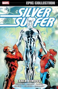 [Silver Surfer Epic Collection: Inner Demons (Product Image)]