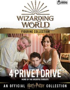 [Wizarding World Figurine Collection Special #8: Harry, Dobby & Cake (Product Image)]