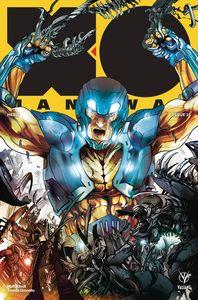 [X-O Manowar (2017) #25 (Cover B Colapietro) (Product Image)]