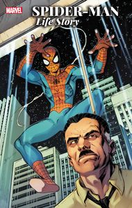 [Spider-Man: Life Story: Annual #1 (Bagley Variant) (Product Image)]