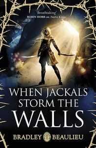 [Song Of The Shattered Sands: Book 5: When Jackals Storm The Walls (Product Image)]