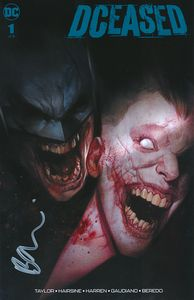 [DCeased #1 (Ben Oliver Variant Signed Edition) (Product Image)]