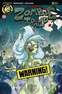 [Zombie Tramp: Ongoing #67 (Cover D Chimisso Risque) (Product Image)]