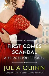 [The Rokesbys: First Comes Scandal: A Bridgerton Prequel (Product Image)]