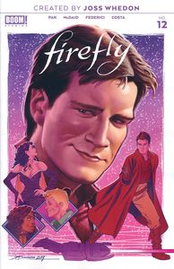 [Firefly #12 (Cover B Preorder Quinones Variant) (Product Image)]