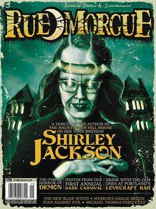 [Rue Morgue Magazine #176 (Product Image)]