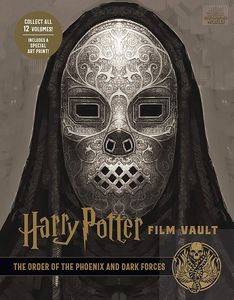 [Harry Potter: The Film Vault: Volume 8 (Hardcover) (Product Image)]