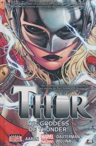 [Thor: Volume 1: Goddess Of Thunder (Premier Edition Hardcover) (Product Image)]