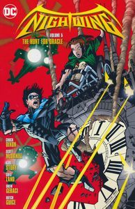 [Nightwing: Volume 5: The Hunt For Oracle (Product Image)]