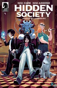 [Hidden Society #1 (Cover B Dinisio) (Product Image)]