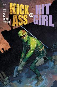 [Kick-Ass Vs Hit-Girl #2 (Cover A Romita Jr) (Product Image)]