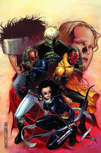 [Young Avengers: Ultimate Collection (Product Image)]