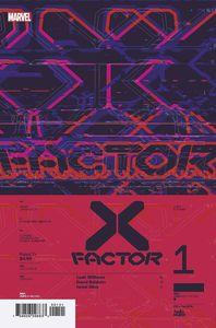 [X-Factor #1 (Muller Design Variant) (Product Image)]