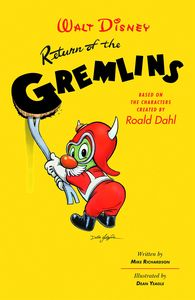 [Return Of The Gremlins (Hardcover) (Product Image)]
