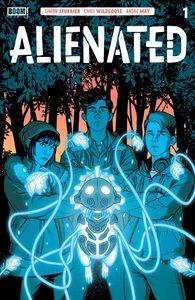 [Alienated #1 (McKelvie Variant) (Product Image)]