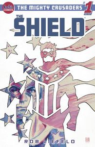 [Mighty Crusaders: The Shield (Cover D David Mack) (One Shot) (Product Image)]