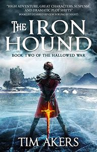 [Hallowed War: Book 2: The Iron Hound (Product Image)]