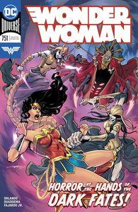 [Wonder Woman #751 (Product Image)]