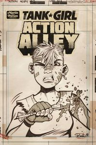 [Tank Girl: Action Alley #2 (Cover C Artist Edition) (Product Image)]